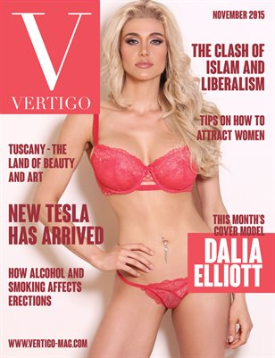 Vertigo Magazine - November 2015