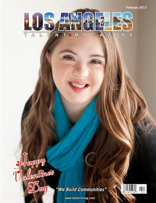 Los Angeles Talent Magazine February 2017 Edition