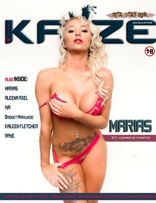 Kayze Magazine issue 22 (MARIA)