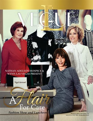 Nathan Adelson Hospice and Wynn Las Vegas Present A Flair For Care