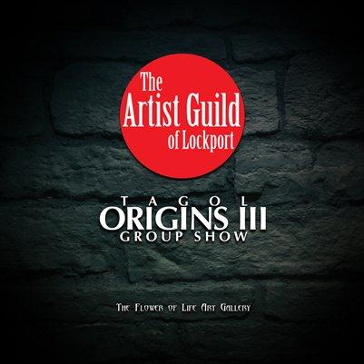 ORIGINS III Group Show Catalog