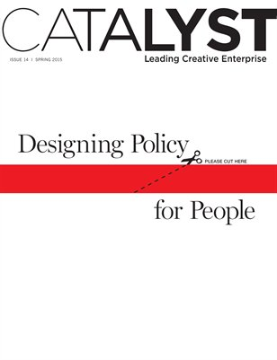 Catalyst Issue 14 | Designing Policy for People