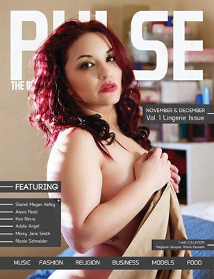 7edd253ef2 Collection Pulse The Magazine Lingerie Issues