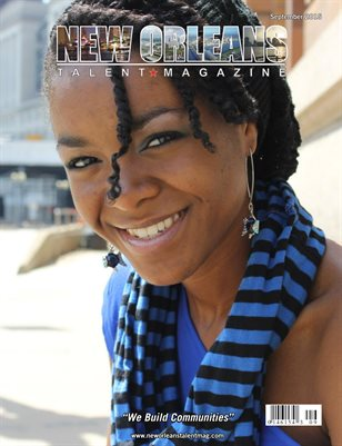 New Orleans Talent Magazine September 2015 Edition