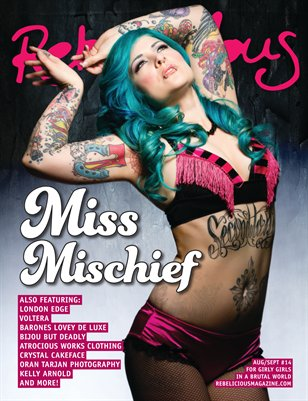 Rebelicious Issue #14