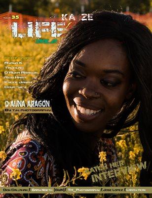 Kayze Magazine Issue 36- D'Auna Aragon - Lifestyle