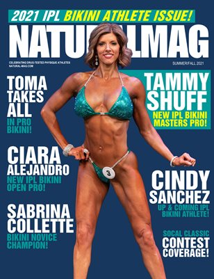 Natural Magazine International Issue #58 - Summer 2021 - Cover: Tammy Shuff