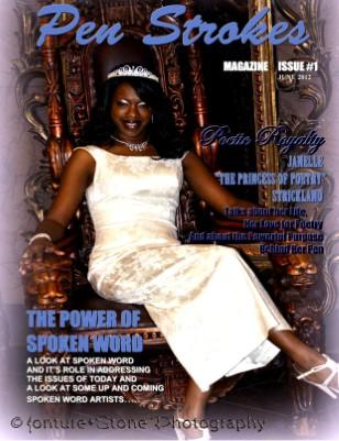 Pen Strokes Magazine JE