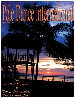 Issue 2-Commemorative Issue: World Pole Sport & Fitness Championships, 2009