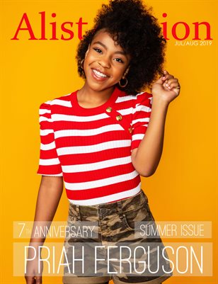A-list Nation July August 2019