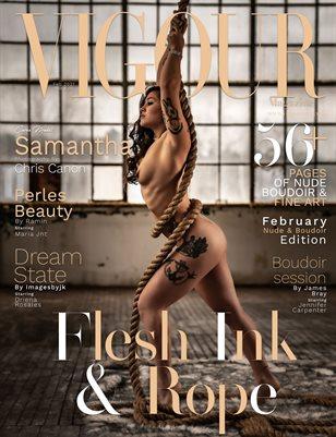 NUDE & Boudoir | February Issue 1