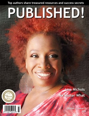 PUBLISHED! featuring Lisa Nichols