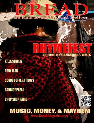 RHYMEFEST ; Vol. 2, Issue 1