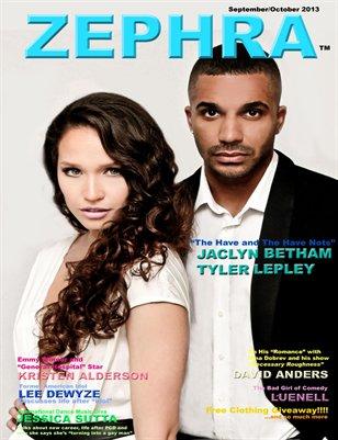 ZEPHRA #9 JACLYN BETHAM/TYLER LEPLEY