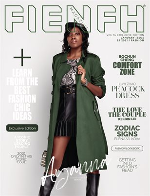 14 Fienfh Magazine January Issue 2021