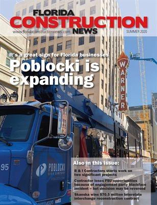 Florida Construction News (Summer 2020)
