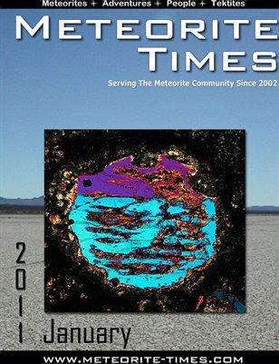 Meteorite Times Magazine - January 2011