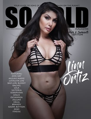 SO KOLD MAG - BIKINIS & SWIMSUITS EDITION COVER 2 ( LINN ORTIZ )