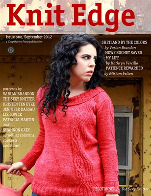 Knit Edge issue one