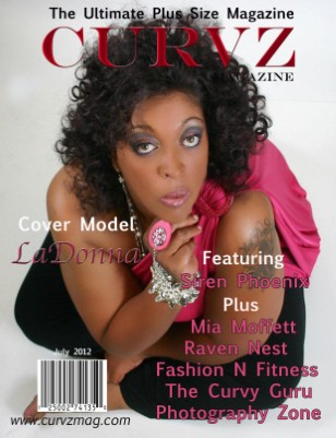 Curvz Magazine July 2012 Issue
