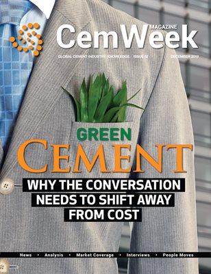 CemWeek Magazine #52: December 2019