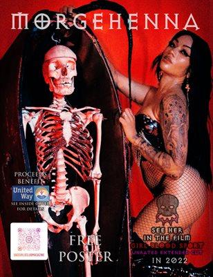 Morgehenna - Sexy Gothic Asian Heavy Metal Death Girl   Bad Girls Club