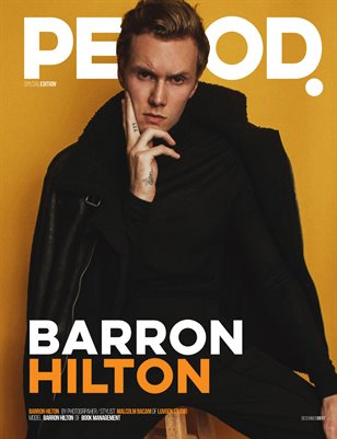 PERIOD FT. BARRON HILTON Cover C