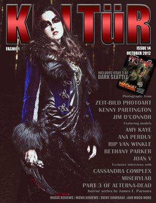 Kultur - Issue 14 - October 2012