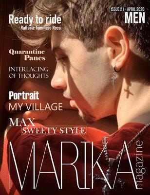 MARIKA MAGAZINE MEN (April - issue 21)