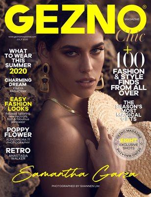 GEZNO Magazine July 2020 Issue #10