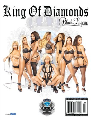 BLACK LINGERIE BY SHOW - KOD EDITION PART A