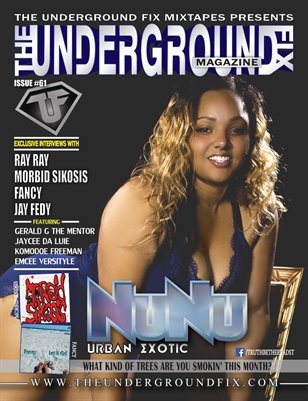 The Underground Fix Magazine Issue #61