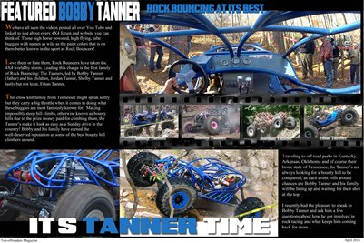 Bobby Tanner Pages 1 & 2
