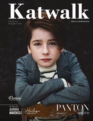 Katwalk Fashion Magazine Issue Two, March 2020.
