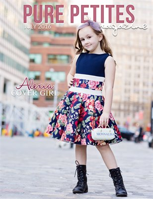 Pure Petites Magazine | July 2016