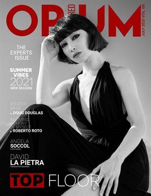 Opium Red July #19 Vol 6