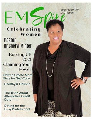 EM-Spire Special Issue - Dr. Cheryl Minter