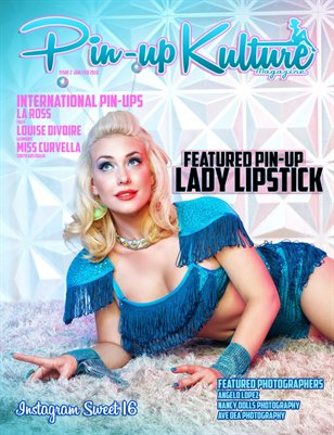 Pin-up Kulture Magazine Volume 1, Issue 2