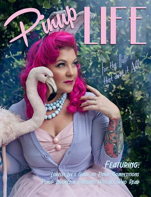 Issue 22: Pinup Halloween