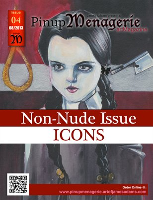 Issue 04 Non-Nude ICONS