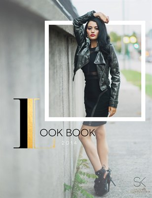 Salome Photography 2014 Look Book
