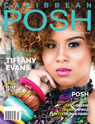 Caribbean POSH The Fashion Issue 2016