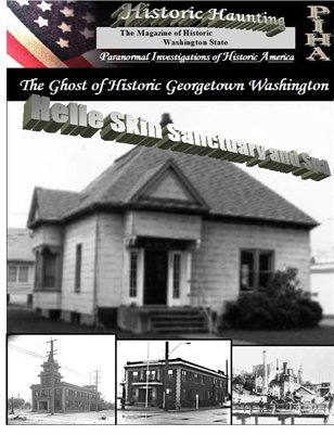 The Ghost of Helle Skin Sanctuary and Salon