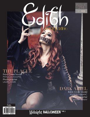 Midnight Halloween, October 2020, Issue 214