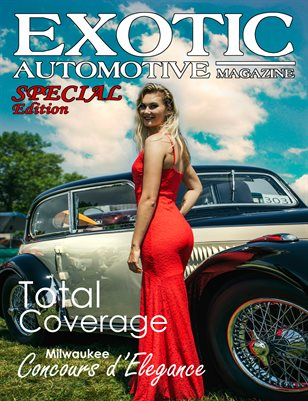 "Exotic Automotive Magazine ""Special Edition"""