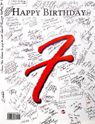 i-Fashion Magazine 10th Year Anniversary Issue (May)