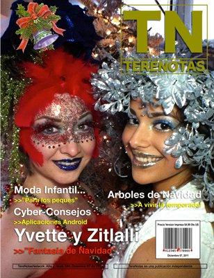 Yvette y Zitlalli... Fantasia de Navidad