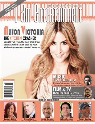 I Am Entertainment - NOV/DEC, Issue 25