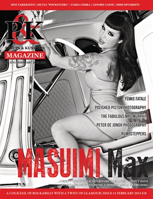P&K Magazine - February 2015