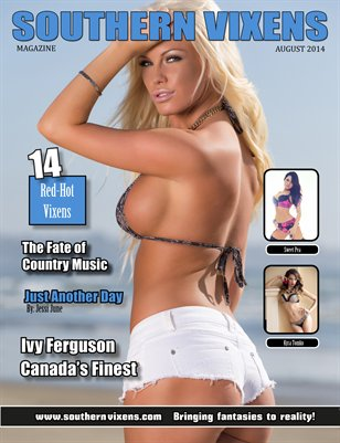 Southern Vixens Magazine August 2014